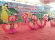 Trường mẫu giáo Họa Mi chức hội thi văn nghệ chào mừng Ngày Nhà giáo Việt Nam 20/11.